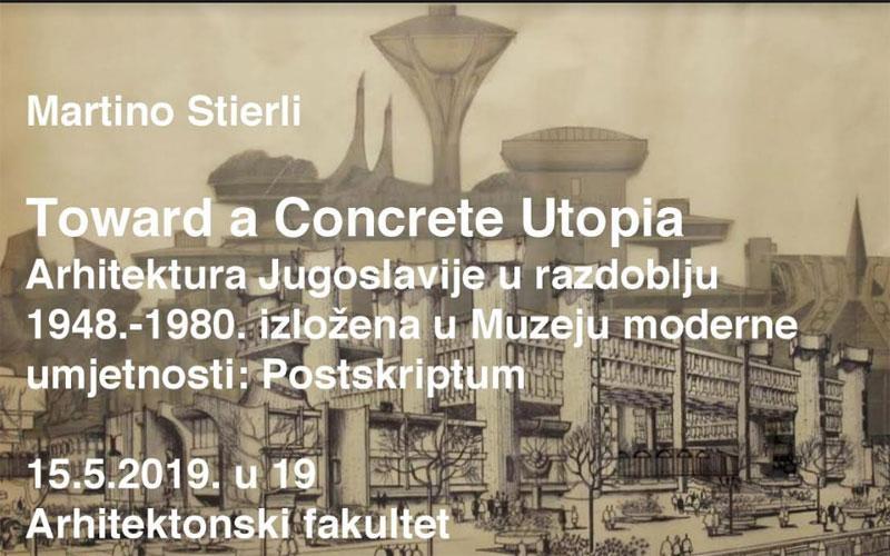 Arhitektura Jugoslavije u razdoblju 1948-1980.