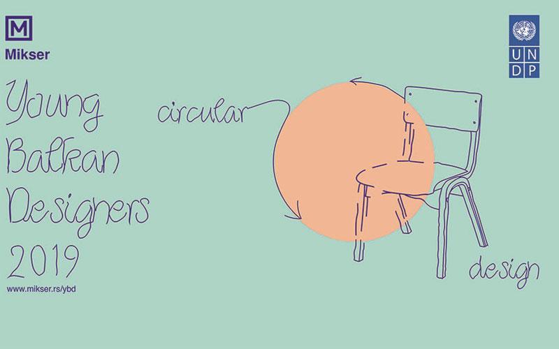 Young Balkan Designers 2019: Circular design