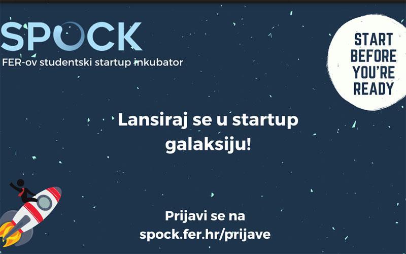 Otvorene su prijave za FER-ov studentski startup inkubator SPOCK
