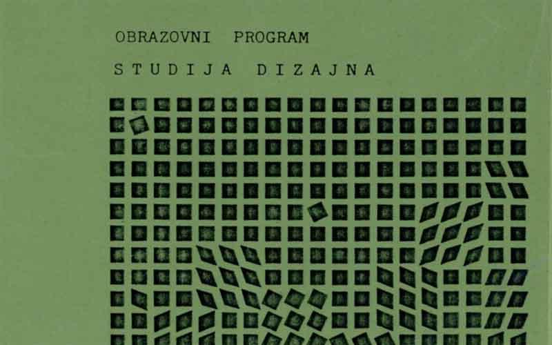 Praksa teorije: Matko Meštrović i dizajn