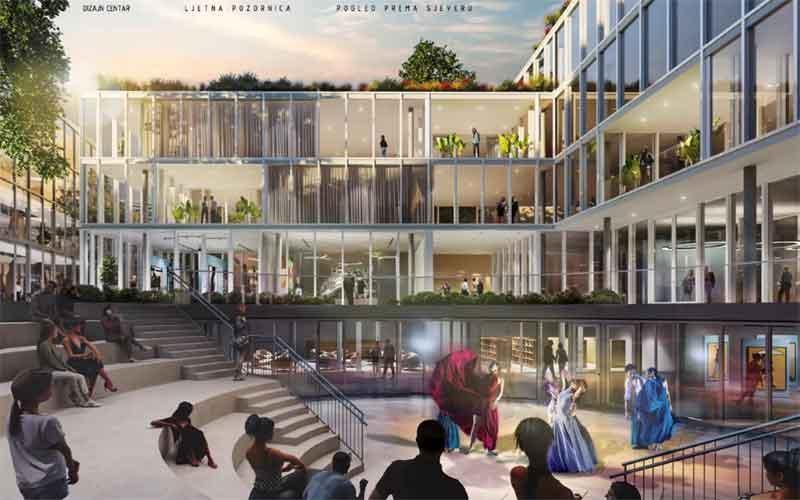 Predstavljen Blok 19 koji predviđa i Studij dizajna