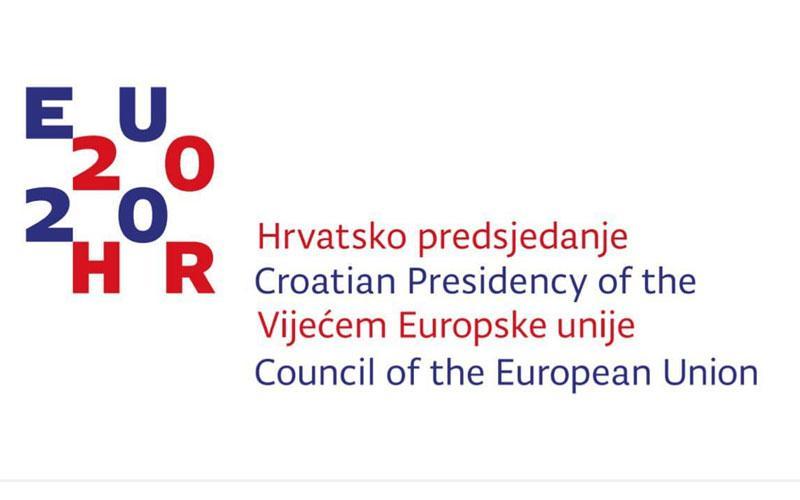 Predstavljanje vizualnog identiteta hrvatskog predsjedanja Vijećem Europske unije
