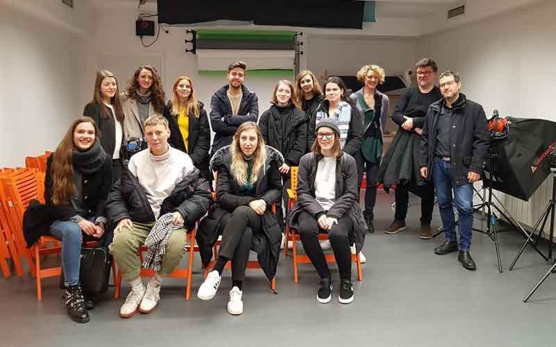 Posjet studenata dizajna iz Ljubljane