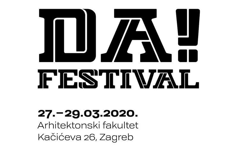 Otvorene prijave za DA! Festival – studentski festival arhitekture, dizajna i umjetnosti